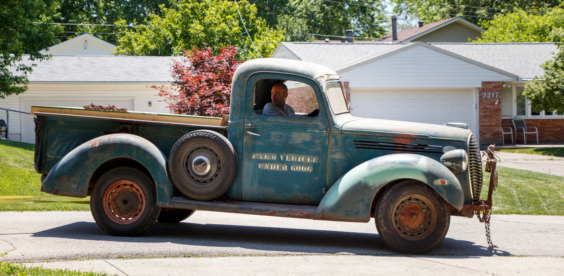 Butch's 1939 Ford